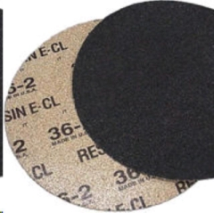 Rental store for SANDPAPER, 100 GRIT 17  QUICKSAND DISC in Brownsburg IN