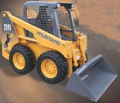Where to rent LOADER, SKID-STEER 1600LB in Brownsburg IN