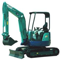 Where to rent EXCAVATOR, MINI 25NX UP TO 8 5 in Brownsburg IN