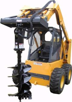 Where to rent AUGER ATTACHMENT, SKID STEER in Brownsburg IN