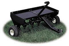 Where to rent AERATOR, LAWN PULL TYPE 48 in Brownsburg IN