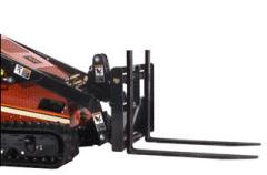 Where to rent FORKS, MINI SKID STEER in Brownsburg IN