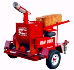 Where to rent BLOWER, STRAW in Brownsburg IN