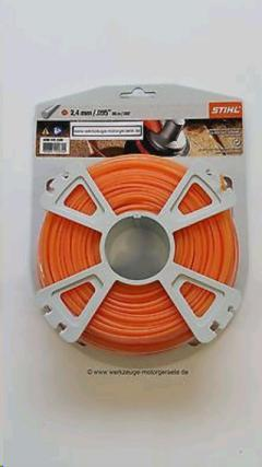 Rental store for TRIMMER LINE, 1LB .095 ORANGE in Brownsburg IN
