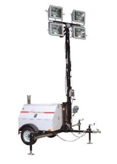 Where to rent LIGHT TOWER, 6000 WATT in Brownsburg IN
