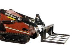 Where to rent LAND LEVELER, MINI SKID STEER in Brownsburg IN