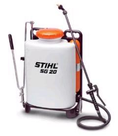 Rental store for SG20, BACKPACK SPRAYER in Brownsburg IN