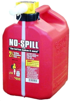 Rental store for NO-SPILL GAS CAN  2.5 GALLON in Brownsburg IN