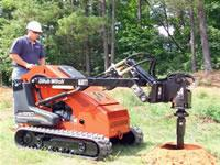 Where to find AUGER ATTACHMENT, MINI LOADER in Indianapolis