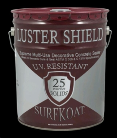 Rental store for SEALER, LUSTER SHIELD 25  5 GA in Brownsburg IN